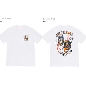 🔥Supreme Laugh Now Cry Later Shirt Ash Grey SS20